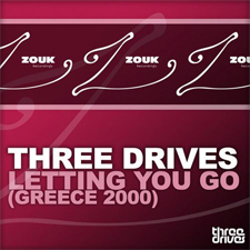 Three Drives - Letting You Go (Greece 2000) (Dabruck &amp; Klein Vocal Radio Edit)