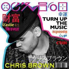 Chris Brown feat Rihanna - Turn Up The Music