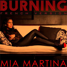 Mia Martina - Burning (Monte Le Son) (Loicb54 LangMix)