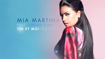 Mia Martina feat Adrian Sina - Go Crazy (Toi Et Moi) (Loicb54 LangMix)
