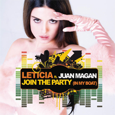 Leticia feat Juan Magan - Join The Party
