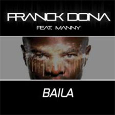 Franck Dona feat Manny - Baila (Joan Krff Remix)