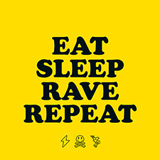 Fatboy Slim & Riva Starr Feat Beardyman - Eat Sleep Rave Repeat (Calvin Harris Remix)