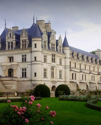 monument et châteaux de la Loire ouverts toute l'année: Château de Chenonceau