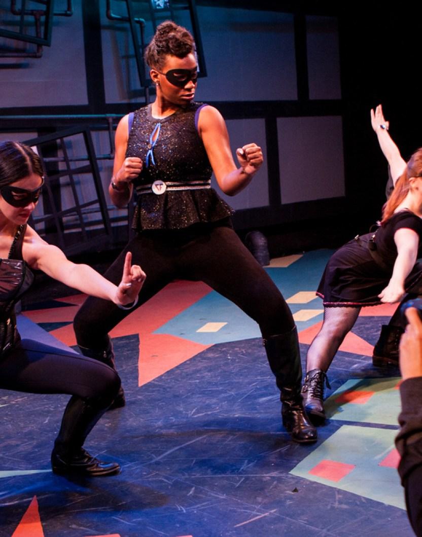 photo by: Flux Theatre Ensemble
