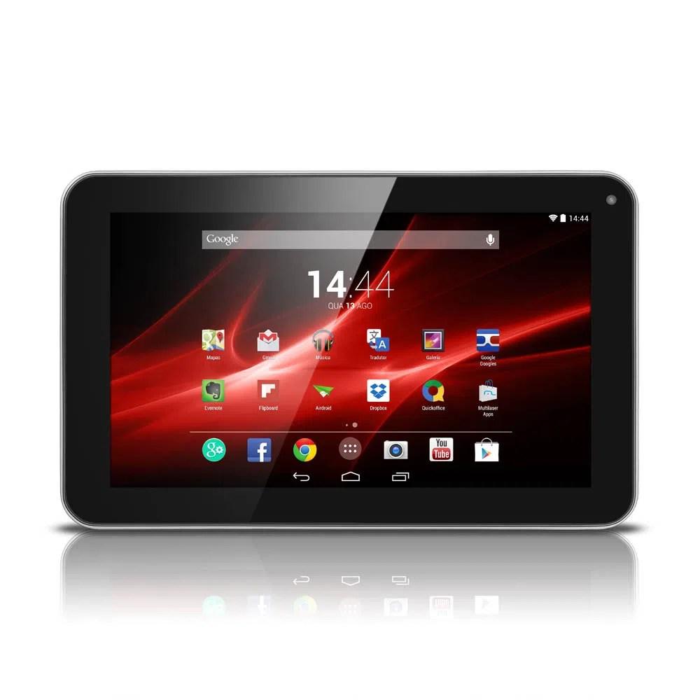 Tablet Multilaser M9 Prata
