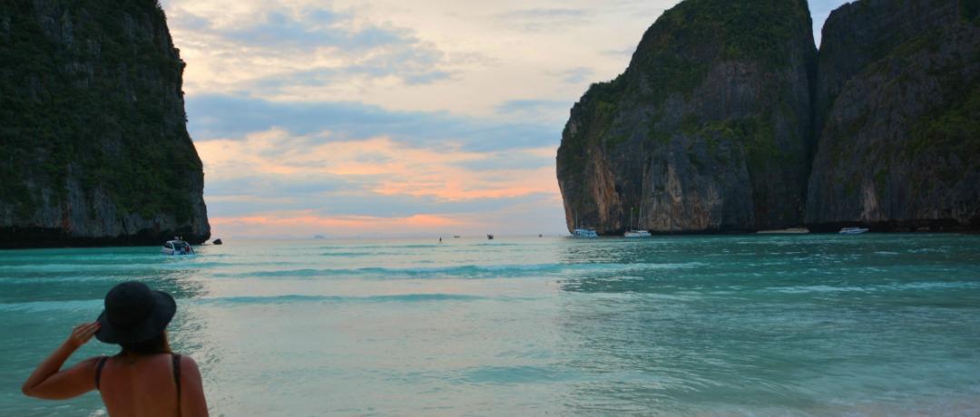 Tailândia - Capa