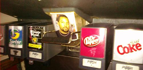 Ice Cube Ice Cube Dispenser