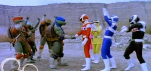 Best Show Ever: TMNT vs Power Rangers