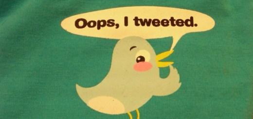 Oops I Tweeted Underwear