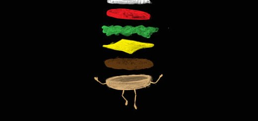 Sandwich On A Trampoline