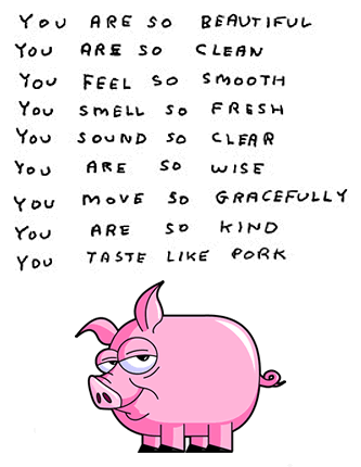 Pork - The Thought Of The Day