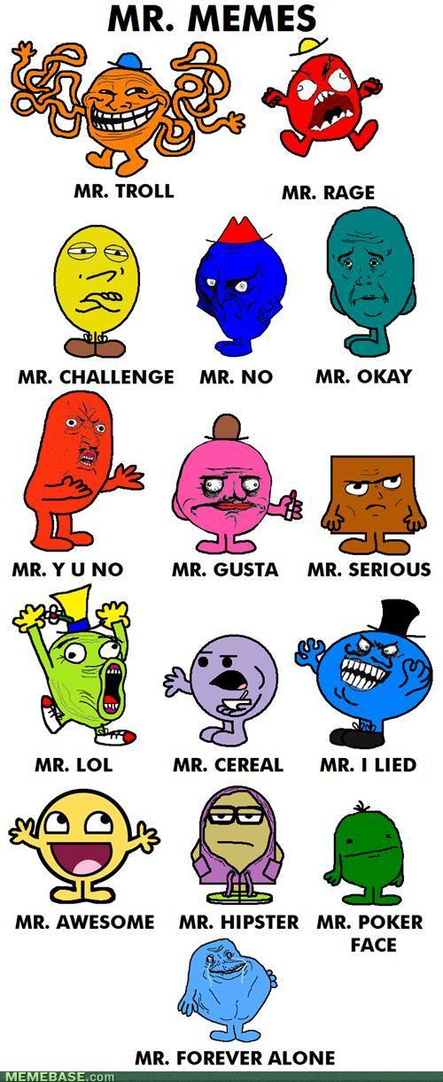 Mr. Memes