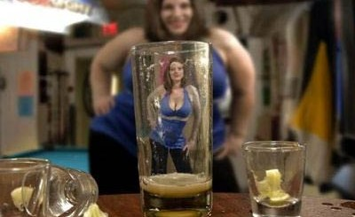 Beer Goggles effect your vision