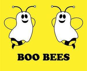 Halloween Boo Bees
