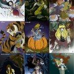 Zombie Princesses