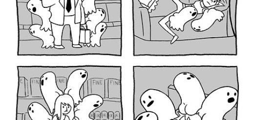 Ghost Butts