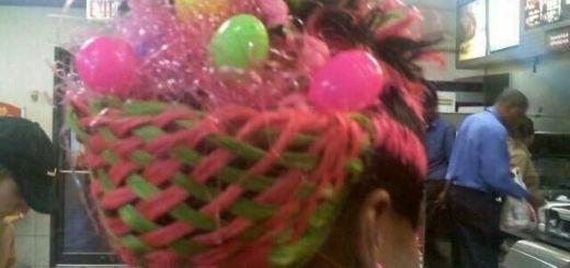 Easter Basket Weave