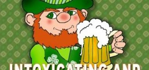 intoxicating irish