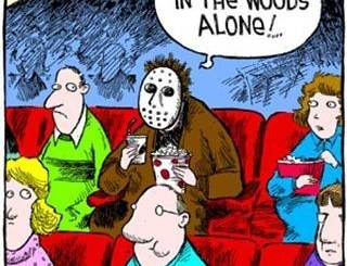 Serial Killer at the Movies