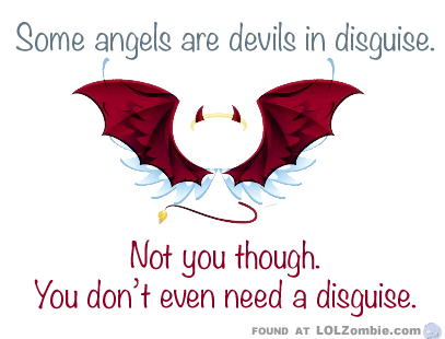 angel and devil quotes - photo #37