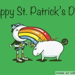 St Pats Funnies