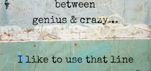 genius or crazy