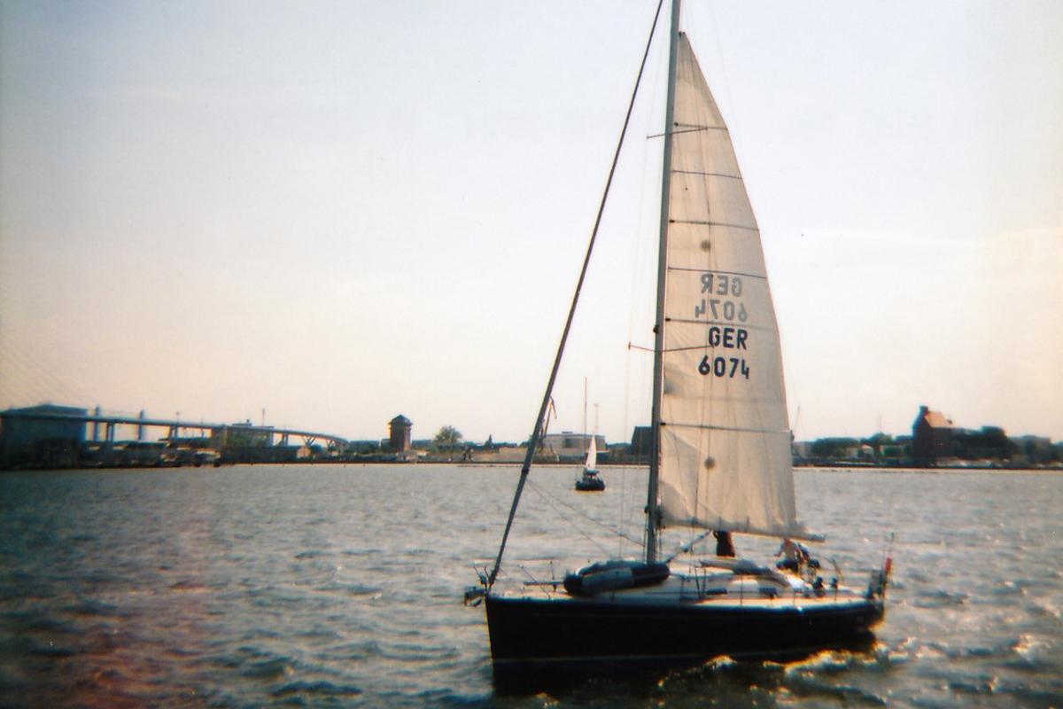Hafenrundfahrt Stralsund (c) Lomoherz