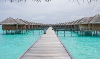 Ultimate Island Paradise in the Maldives