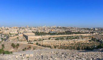 Jerusalem – the Golden City!