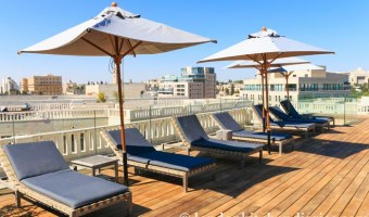 Mamilla Hotel,  Jerusalem  – a place where luxury & heritage meet!