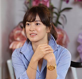 Song Hye-gyo