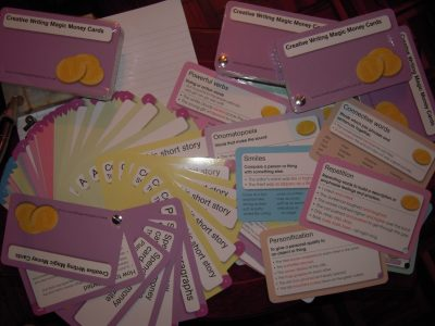 Creative Writing Magic Money Cards (1)
