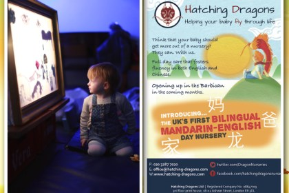 Hatching Dragons collage