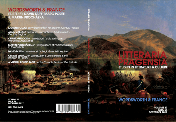 Wordsworth & France cover