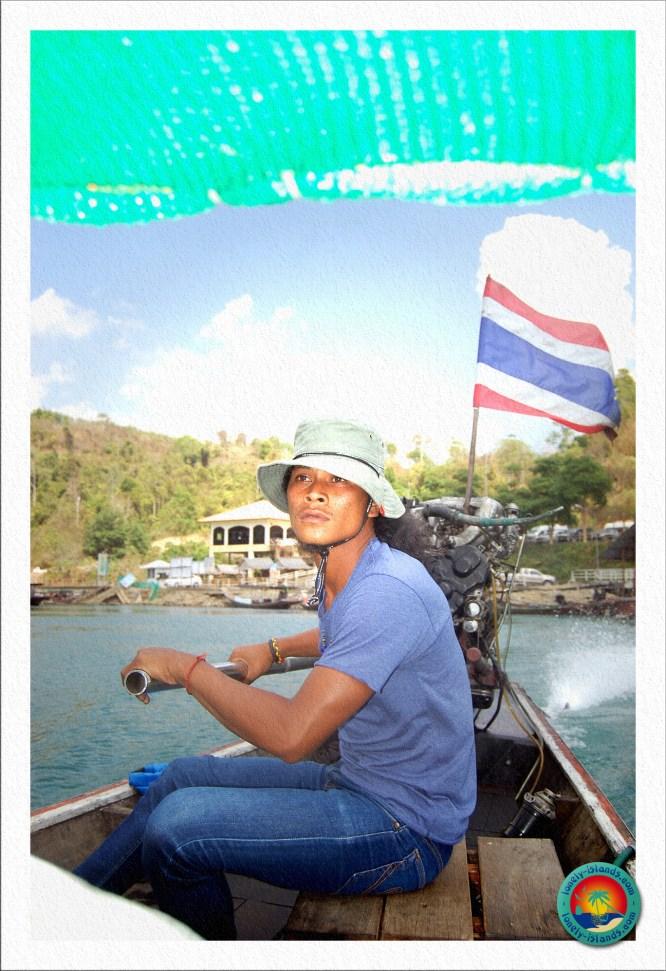 Longtailbootchauffeur