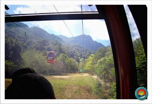 Cable Car von Langkawi