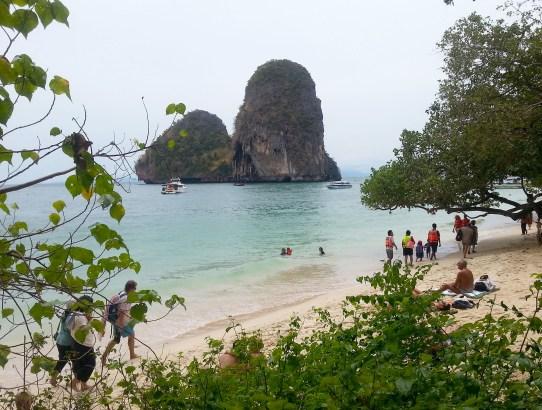 Phra Nang Beach bei Railay Beach