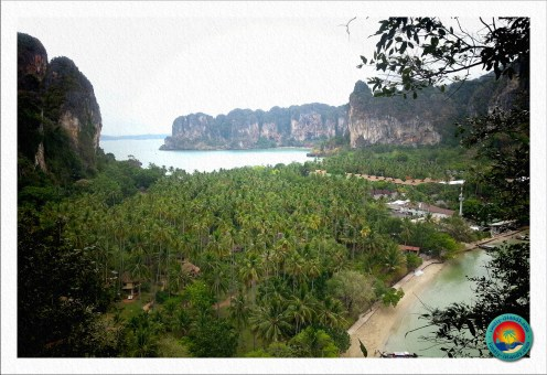 Railay Beach - Ausblick vom Viewpoint