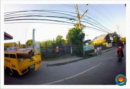 Von Dumaguete nach Dauin mit dem Tricycle