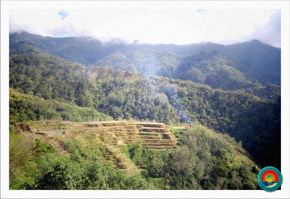 Landschaft im Norden von Luzon