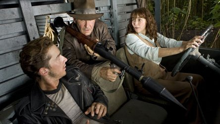 Vatche's Review: Indiana Jones and the Kingdom of the Crystal Skull