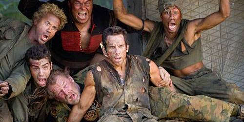 DVD Review: Tropic Thunder