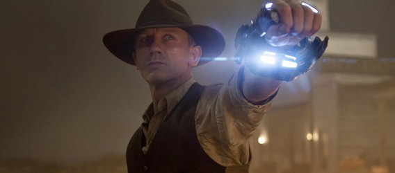 Review: Cowboys & Aliens