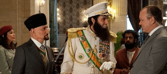 Review: The Dictator