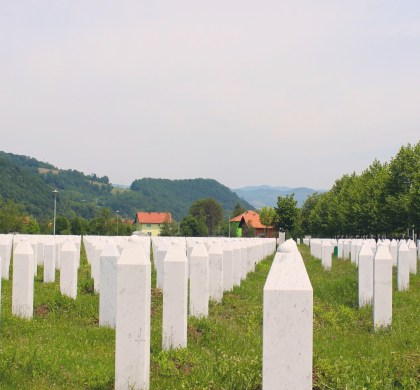 Belgrade to Sarajevo via Srebrenica: Day 32 Topdeck Mega European Tour