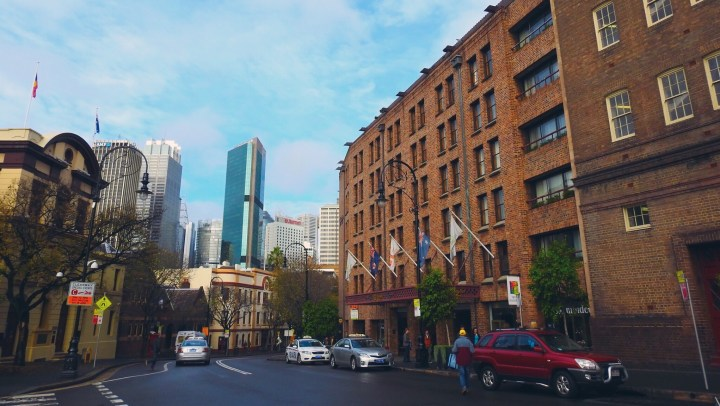 Hotel Review: Holiday Inn Old Sydney, The Rocks Sydney, New South Wales