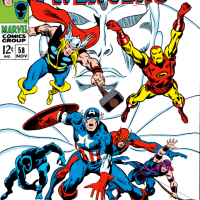 Panel Gallery: Avengers Assemble!