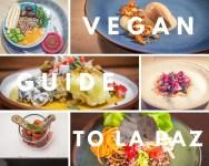 Vegan Food Guide to La Paz