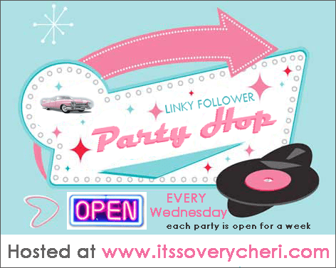 Linky Follower Party Hop 3-14-2012